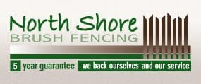 North Shore Brush Fencing Homepage