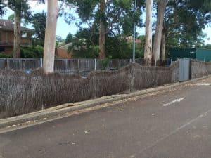 brush-fence-needing-repair