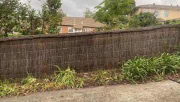 fence repair killara